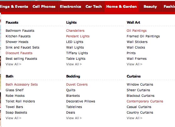 屏幕快照 2012 01 08 下午11.45.50 做外贸B2C网站如何选择产品?独家技巧
