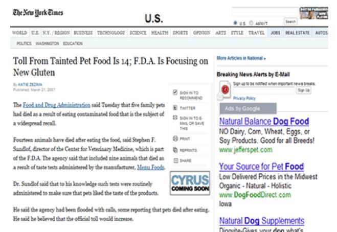 adwords展示广告案列 Google Adwords广告效果不好的原因?