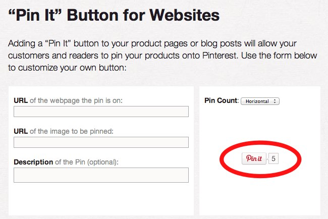 pin按键 外贸B2C可借力Pinterest实现海外精准营销