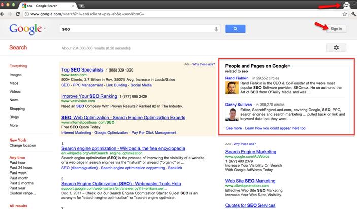 搜索结果 做外贸的需注意 Google史上搜索结果最大更新即将到来