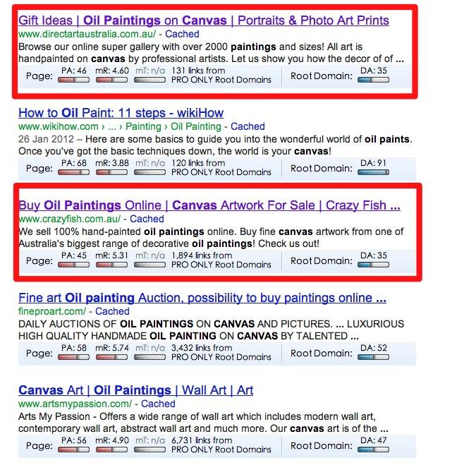海外油画商 巧用Google Keyword Tool 关键词工具找外贸客户