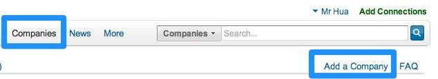 Linkedin公司页注册 手把手教你如何用Linkedin注册公司页面?