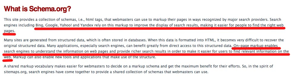 schema代码 做外贸的需注意 Google史上搜索结果最大更新即将到来