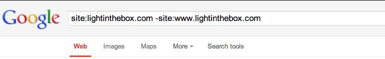 谷歌指令高级应用 一些需要知道的谷歌搜索指令