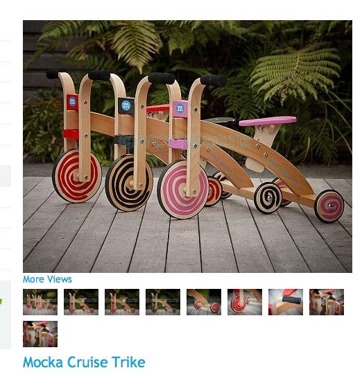 MOCKA儿童车展示 新西兰Mocka儿童用品夫妻店经营启示 (案例)