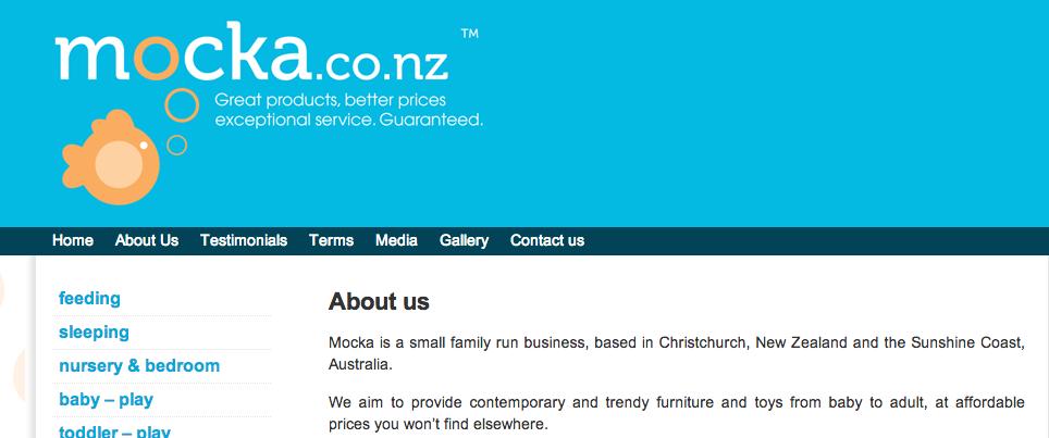 Mocka儿童学步车 新西兰Mocka儿童用品夫妻店经营启示 (案例)