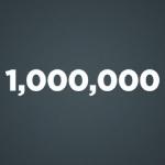 第一个100万